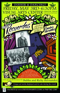 A night of arts honoring the music and culture of Cenobio Hernandez