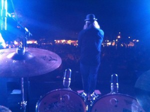 Bubba DAJ Drummer View 2014
