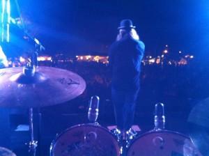 Bubba DAJ Drummer View 2014